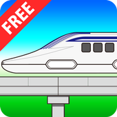 Linear Go【Let's play by train】 icon