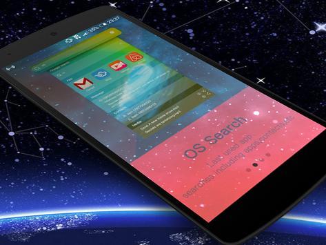 Launcher ios 10 Theme apk screenshot