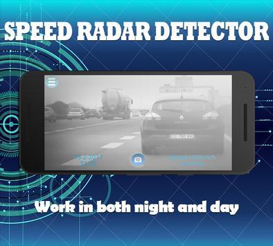Speed Radar Detector PRO poster