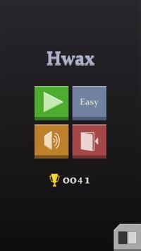 Hwax – tap color! apk screenshot