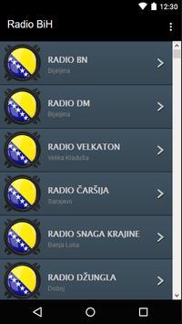 Radio Bosna i Hercegovina screenshot 1