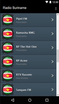 Radio Suriname screenshot 3