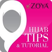 ikon ZOYA - Hijab Tips & Tutorial