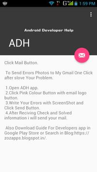 ADH Free poster