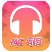 MC G15 Songs Deu Onda icon