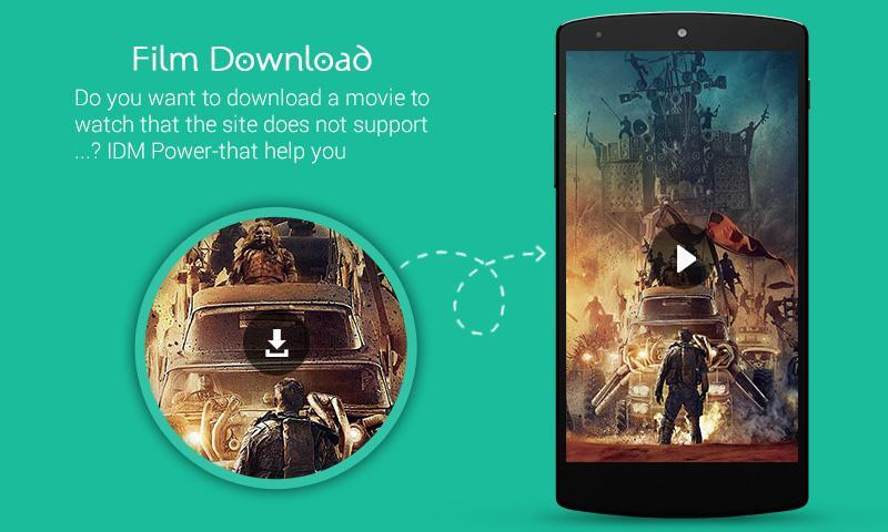 IDM - Download Manager for Android - APK Download