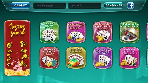 Game Bài - Game Slot Online 9DZO Club poster