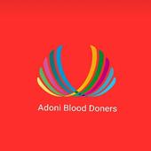 Adoni Blood Doners icon
