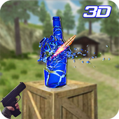 Bottle Shooter Expert 3D icon