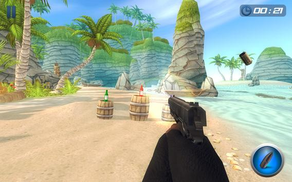 Bottle Shooter Expert 3D screenshot 3