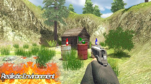 Bottle Shooter Expert 3D screenshot 10