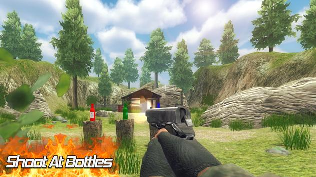 Bottle Shooter Expert 3D screenshot 12