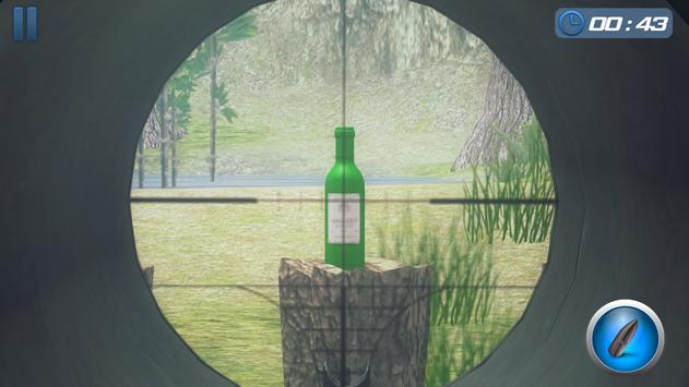 Bottle Shooter Expert 3D screenshot 8