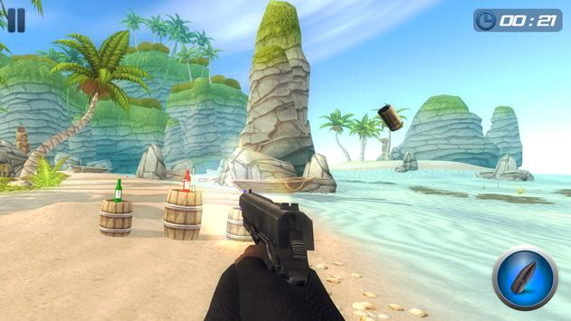 Bottle Shooter Expert 3D screenshot 9