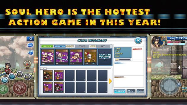 Soul Hero apk screenshot