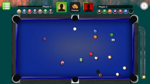 Billiards: 8 Ball apk screenshot