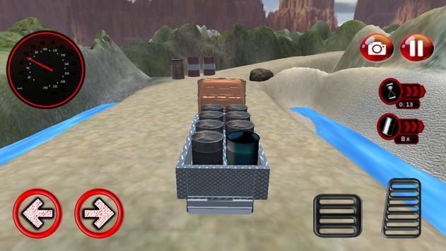 Super Truck 3D Game apk screenshot