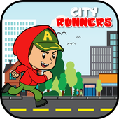 City Runners 2D icon