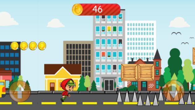 City Runners 2D apk screenshot