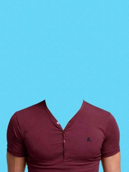 Man T-Shirt Photo apk screenshot