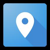 ContaGeo Share Track Location icon