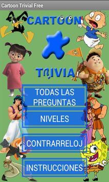 Cartoon Trivia Free poster