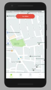 Zride Driver screenshot 1