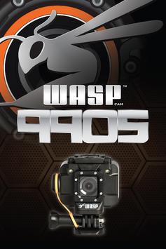 WASPcam 9905 poster