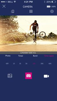 Action Camera v1.1 apk screenshot