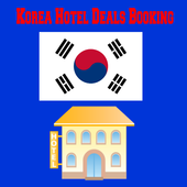 Korea Hotel Deals Booking icon