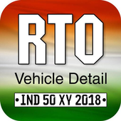 RTO Vehicles Information icon