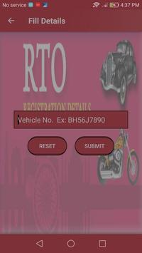RTO Vehicles Information screenshot 4