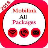 All Mobilink Packages icon