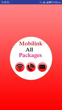 All Mobilink Packages poster