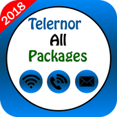 All Telenor Packages icon