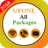 All Ufone Packages 2018 icon