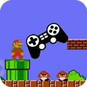 Classic arcade emulator icon