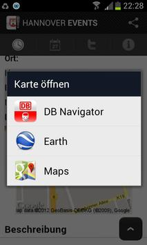 HANOVER EVENTS › Eventguide apk screenshot