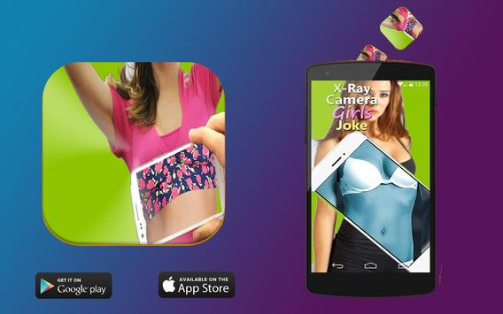 كاشف الملابس الداخلية Prank apk screenshot