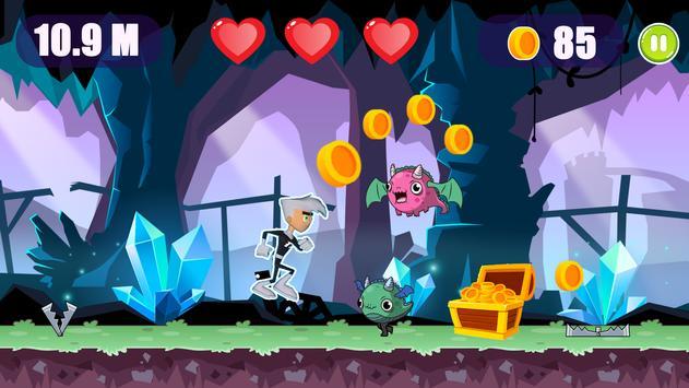 Danny Runner Phantom screenshot 4