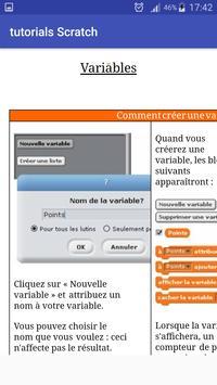 Guide for Scratch screenshot 3