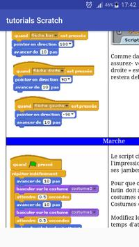 Guide for Scratch poster