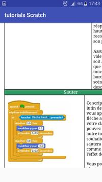 Guide for Scratch screenshot 2