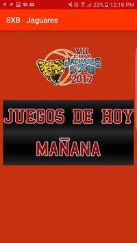 SXB - Copa Jaguares 2017 apk screenshot