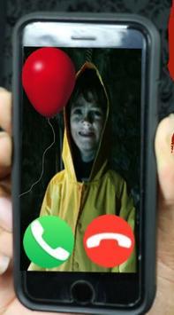 Call From Georgie video 2018 apk screenshot