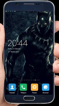 Black Panther Wallpaper HD 2018 screenshot 4