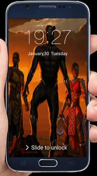 Black Panther Wallpaper HD 2018 screenshot 5