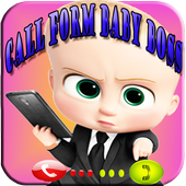 Call From Baby Boss Free: 2018 icon
