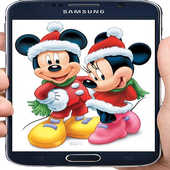 Mickey and Minny Wallpapers HD 2018 icon