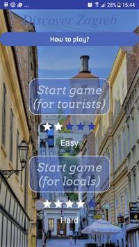 Discover Zagreb apk screenshot